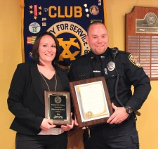2016 Officer of the Year: Officer Joseph Beaudoin