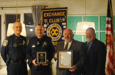 """2014 Windsor's """"Finest"""" Police Office of the Year: Officer Justin Kaldy"""