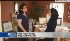 Artist Trish Melley on Better Yet Connecticut